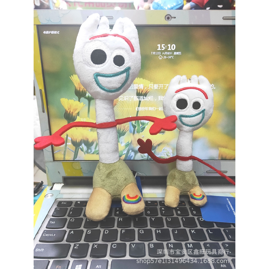 toy story forky plush