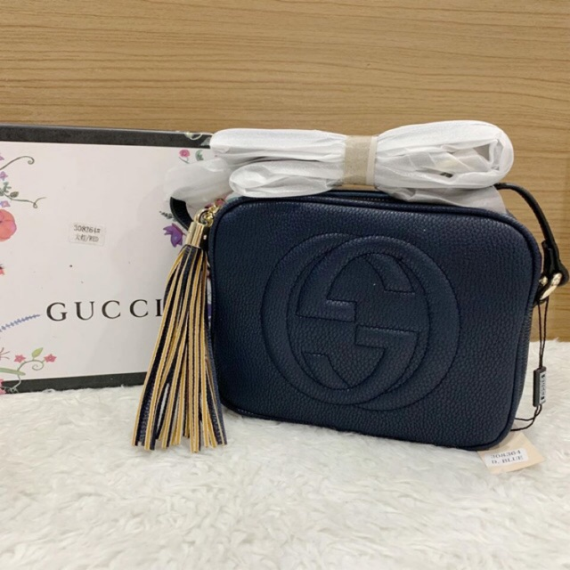 ef97201cbb5 Gucci Soho Disco Crossbody Bag
