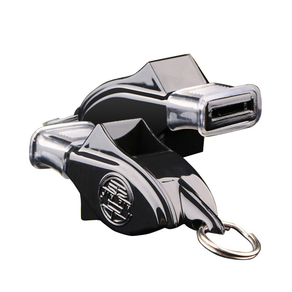 Nice Basketball Football Competition Whistle Dolphin D6T1 Training Gadget B F9A3