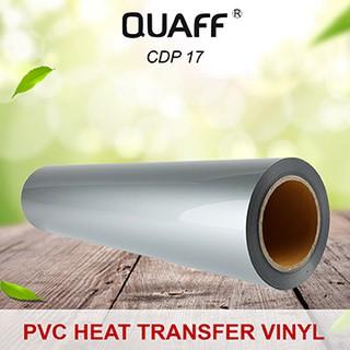 QUAFF Pvc-11 Orange Vinyl For Tshirt Printing 1m | Shopee Philippines