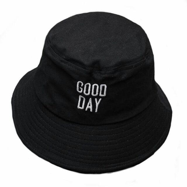44a961d116a Plain Bucket Hat