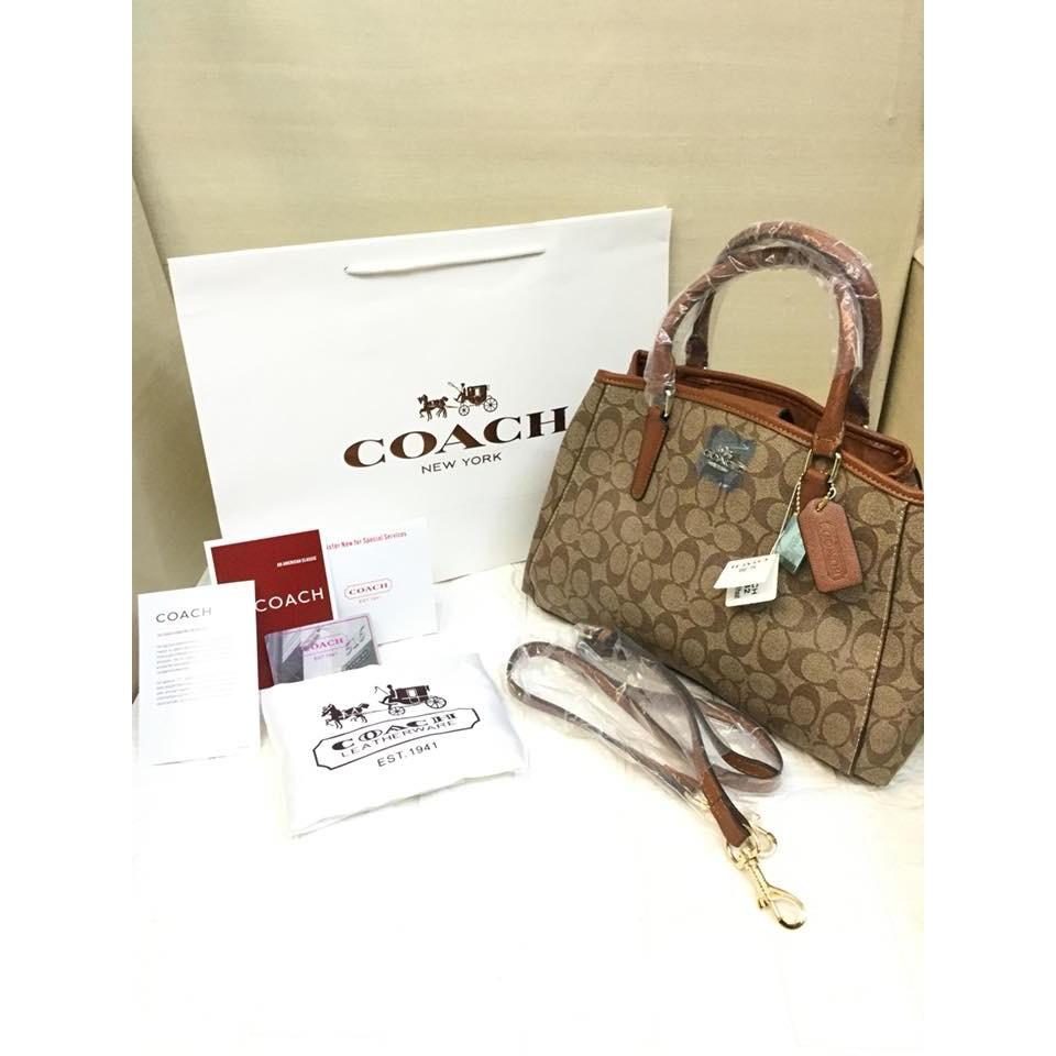 866c7ccfc7 COACH Replica Small Tassel Sling Bag For Women