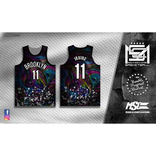 size 40 8551c e7627 Brooklyn Nets Kyrie Irving Nba Jersey 2019 | Shopee Philippines