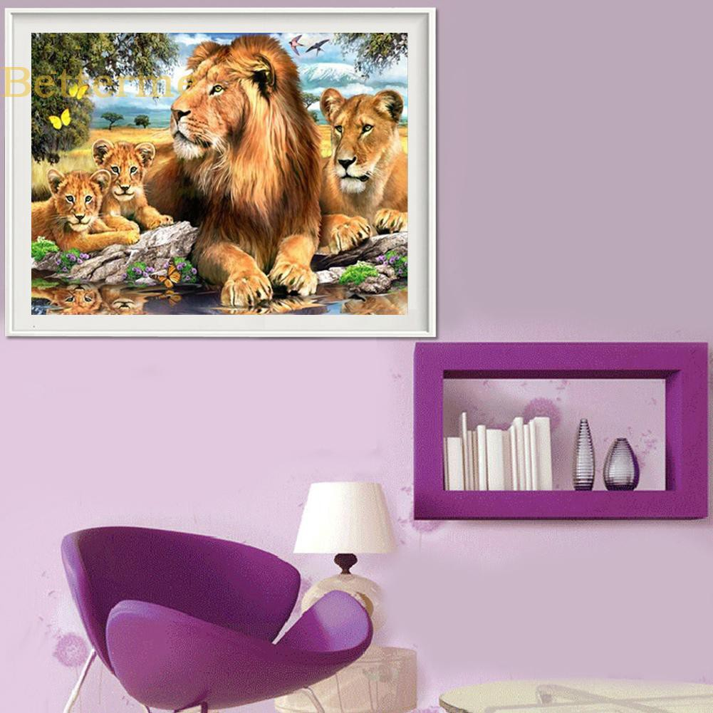 11.8/×15.7 inch Lovely Winnie the Pooh Full Drill Diamond Embroidery Kit Home Wall D/écor DIY 5D Diamond Painting by Number Kits