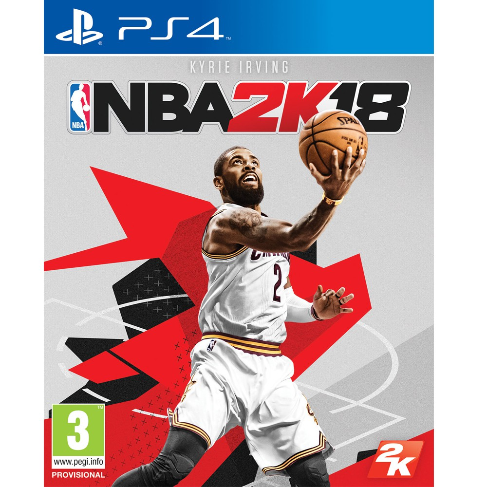 f2f2a0cb8 NBA 2K18 PC Installer (13 disc)