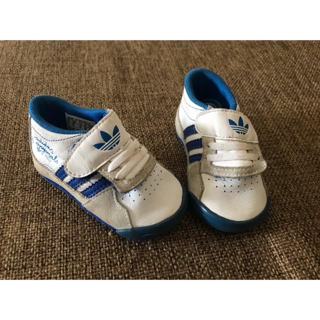 simpatía Activamente Norteamérica  Adidas Originals newborn shoes   Shopee Philippines