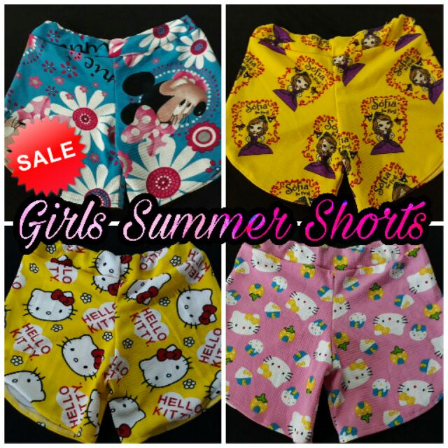9b04f1e735d07 Girls Dolphin Shorts