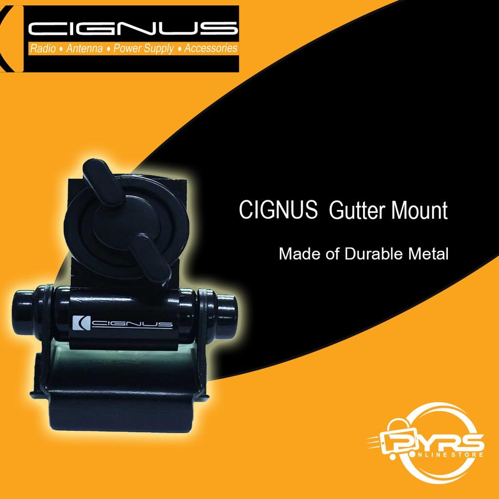 Cignus Gutter Mount for Two-way Radio