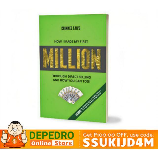 How I Made My 1st Million - Chinkee Tan