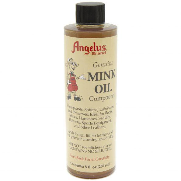 Angelus Mink Oil - Liquid