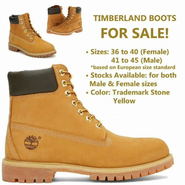 timberland boots shopee philippines