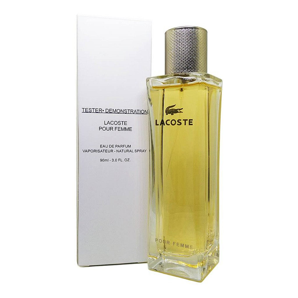 50b422cc14 Lacoste Pour Femme Eau de Parfum 90ml (Tester) | Shopee Philippines