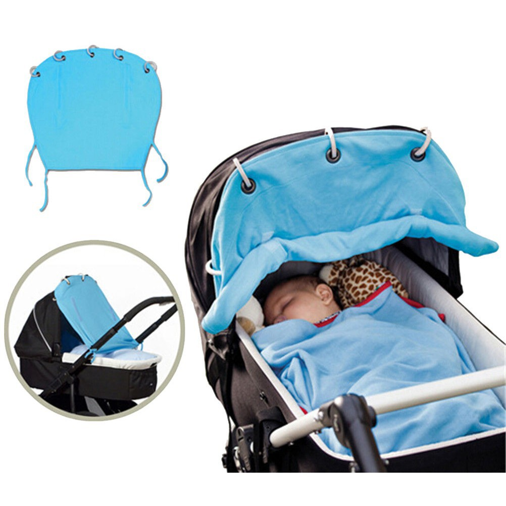 7ce899e56 Baby Stroller sunshade Accessories Outdoor Curtains Stroller Sun Shield  Cover