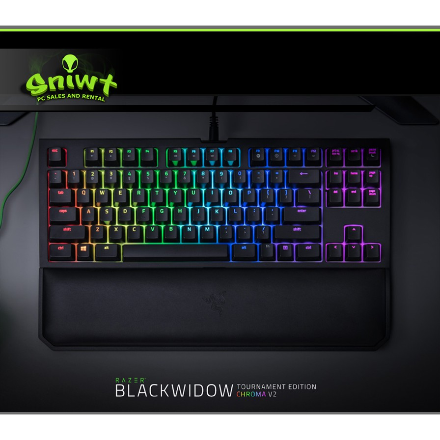 RAZER BLACKWIDOW CHROMA TOURNAMENT V2