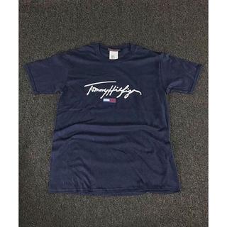 Großhandelsverkauf Beamten wählen Qualität zuerst Tommy Hilfiger T Shirt (Signature Logo)