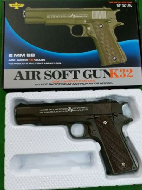 Toy Airsoft Pistol S Nerf Shopee Philippines
