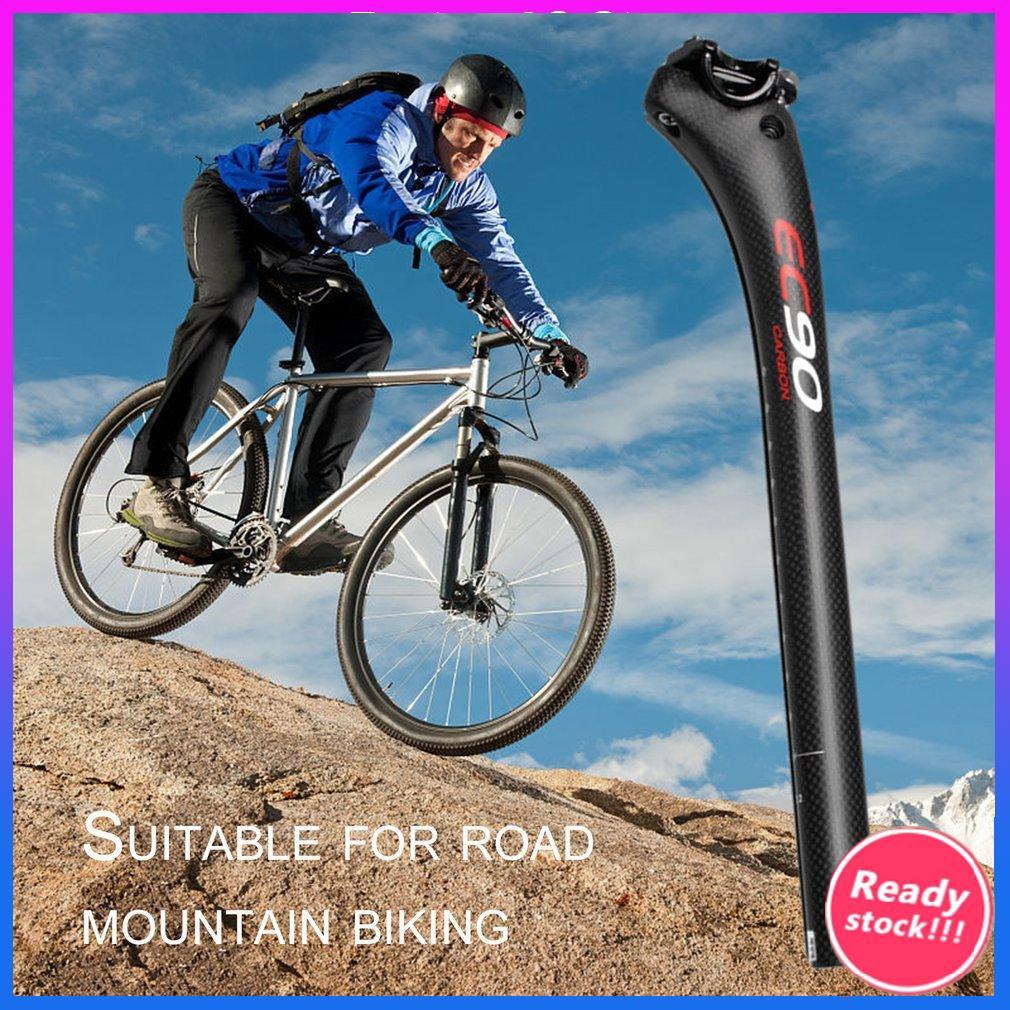 Bicycle Seat Post Aluminum Alloy Lightweight Tube Rod Road MTB Bike Accessories