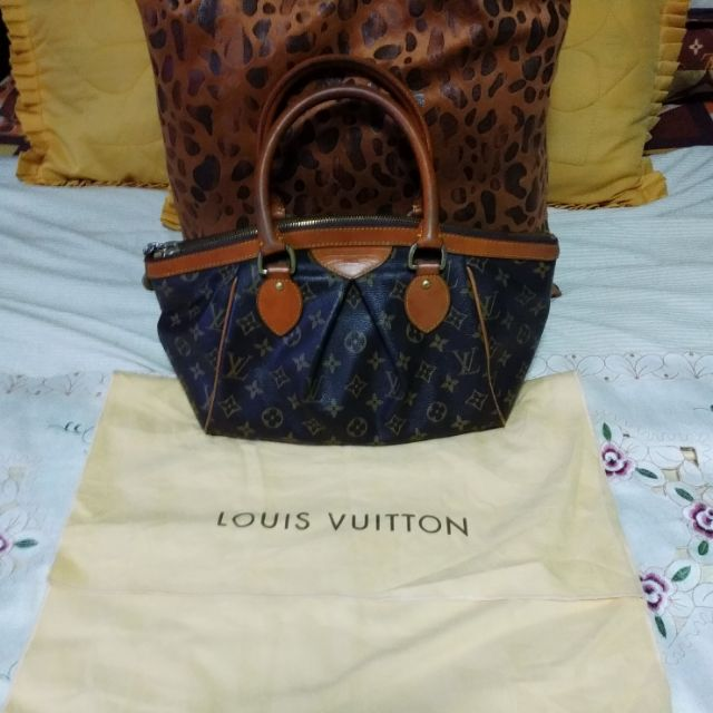 Preloved Lv Tivoli Pm With Datecode Shopee Philippines