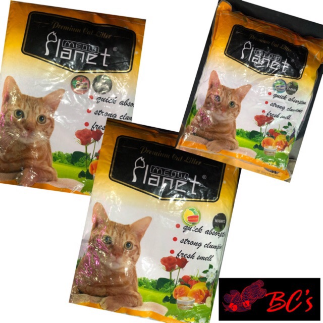 Meow Planet Cat Litter 5 L Shopee Philippines