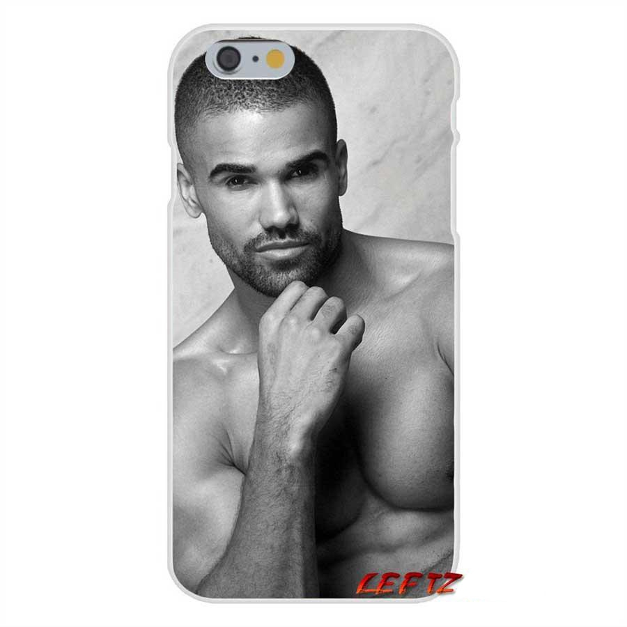 new concept 93f68 af0d1 Case iPhone 6+ 6s+ USA Men Shemar Moore