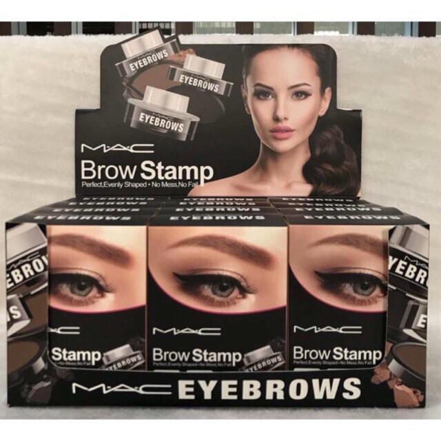 MAC Brow Stamp Eyebrows