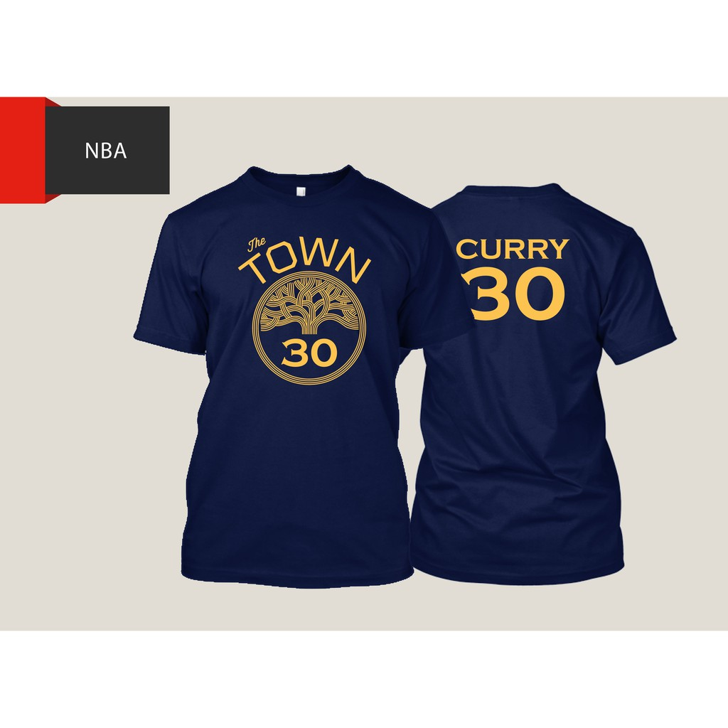 super popular 3837a 5c523 NBA GSW The Town Design Print