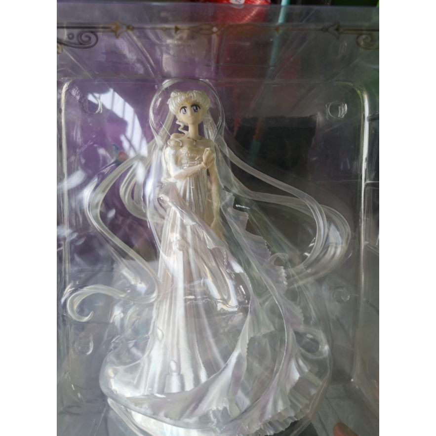 New 25cm Anime Sailor Moon Sexy Girls Tsukino Usagi Transparent Wedding Dress Action Figure Figurine Shopee Philippines,Stylish Wedding Party Wear Dresses For Womens
