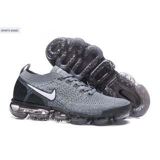 best cheap new concept various colors NIKE Air VaporMax Flyknit2 MEN GRAY SNEAKERS 40-45