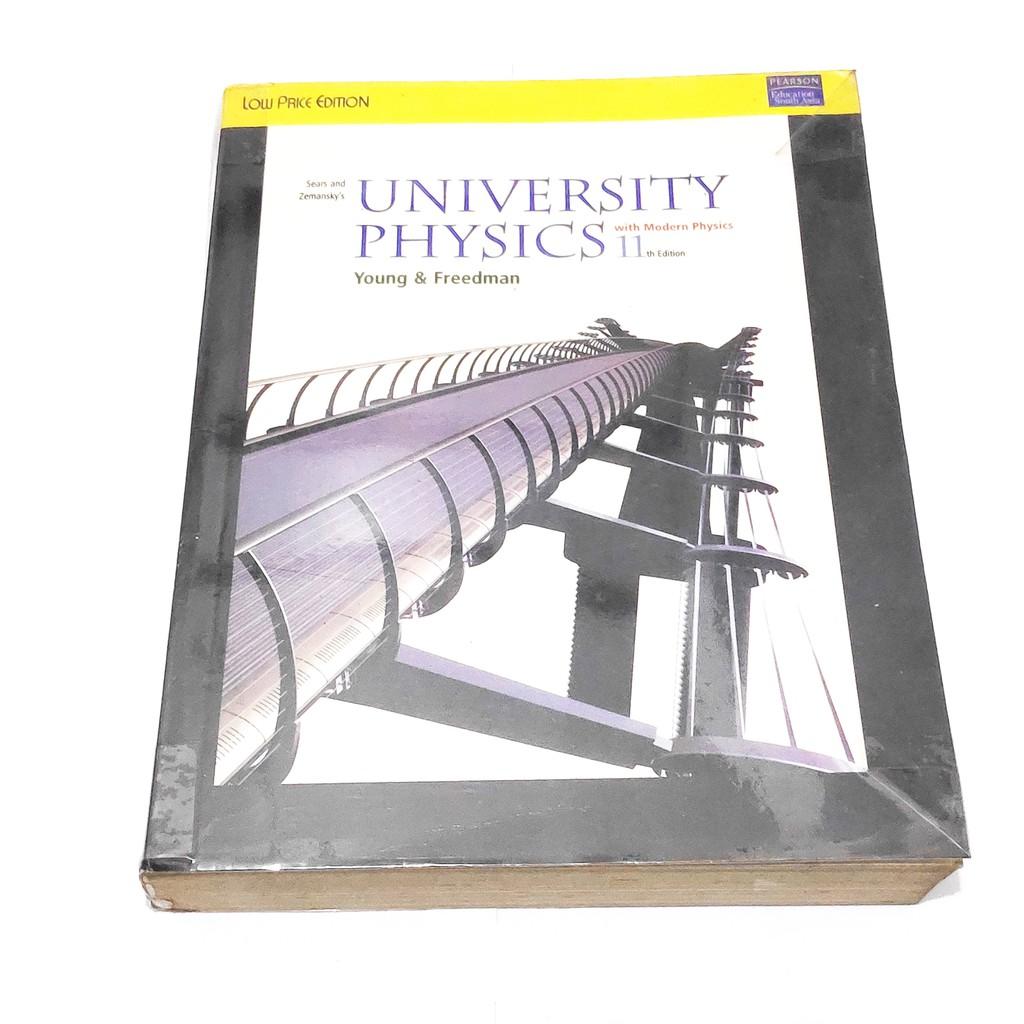University Physics Young & Freedman Engineering Books