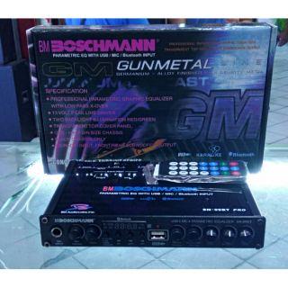 SN - 09BT PRO Parametric Equalizer w/ usb / mic / bluetooth   Shopee