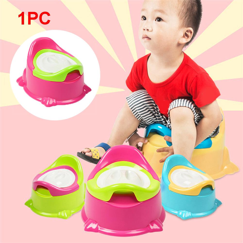 Baby Child Cartoon Cute PP Pedestal Pan Nontoxic Training