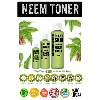 Acne Care Neem Miracle Face Toner Neem Extract