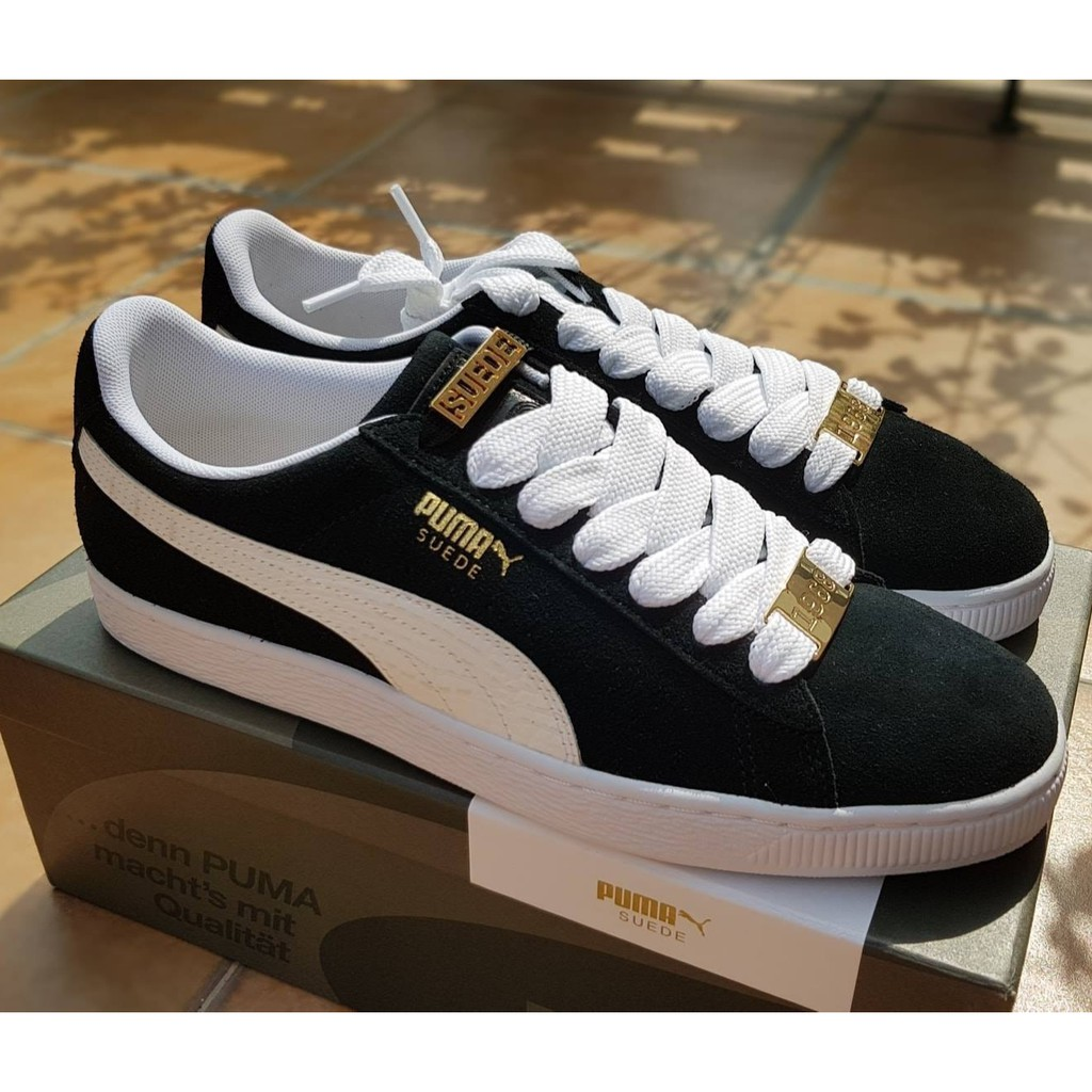 super popular 867ae 6dbb1 100% original Puma Suede bboy Walking fashion Shoes