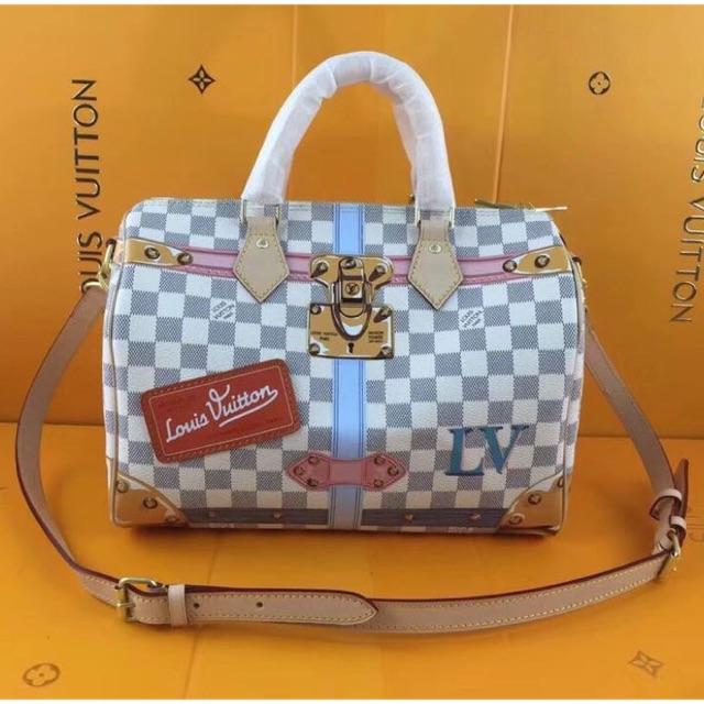 f50db62a48b9 Louis Vuitton Speedy Bandouliere 25 30 Doctors Bag LV Speedy ...