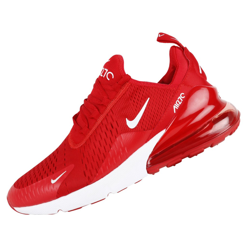 sports shoes 2ae68 55c89 Nike Air Max 270 White Red Women