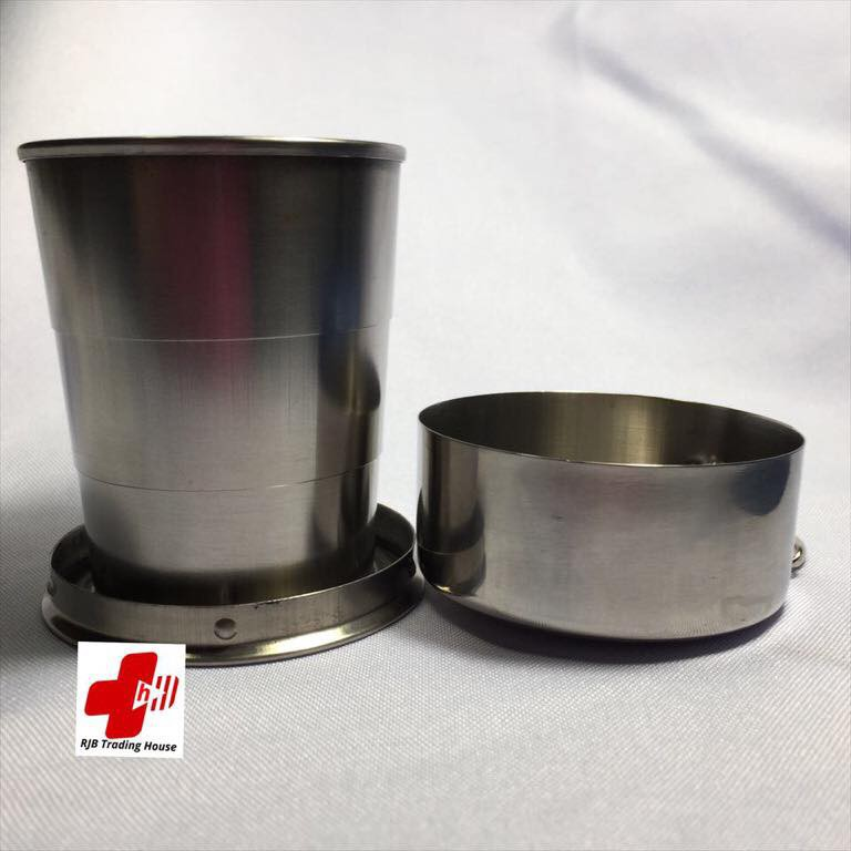 9b0aa52efae Foldable Metal Pocket Cup