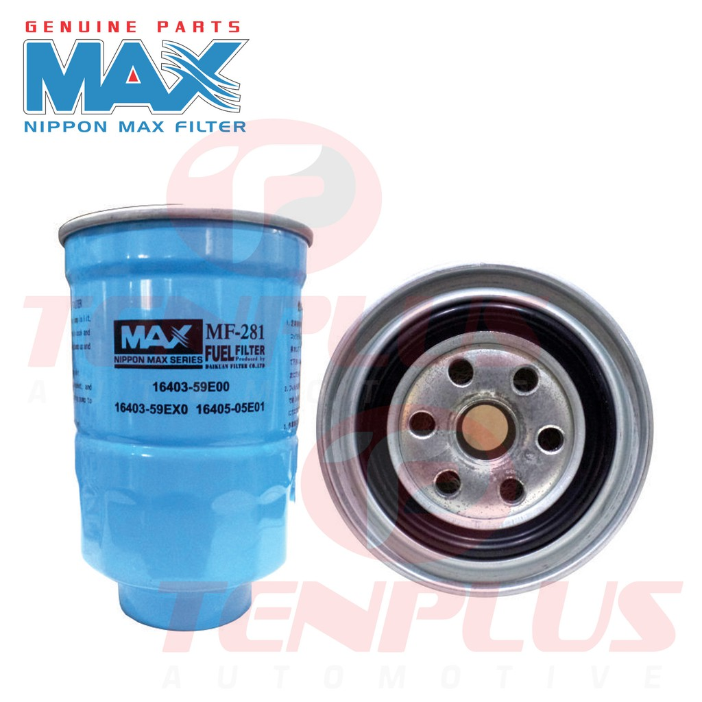MAX Fuel Filter HYUNDAI STAREX,SANTAFE ACCENT SORENTO DSL | Shopee  Philippines