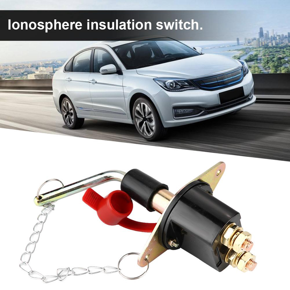 12V Super High Current Emergency Power Off Switch Universal Storage Battery Switcher Automotive Batteries & Accessories Power Switch On Off