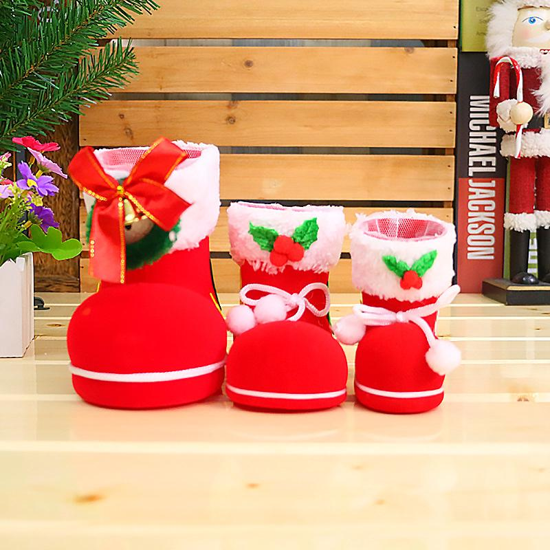Christmas Candy Decorations.Christmas Decorations Christmas Candy Boots