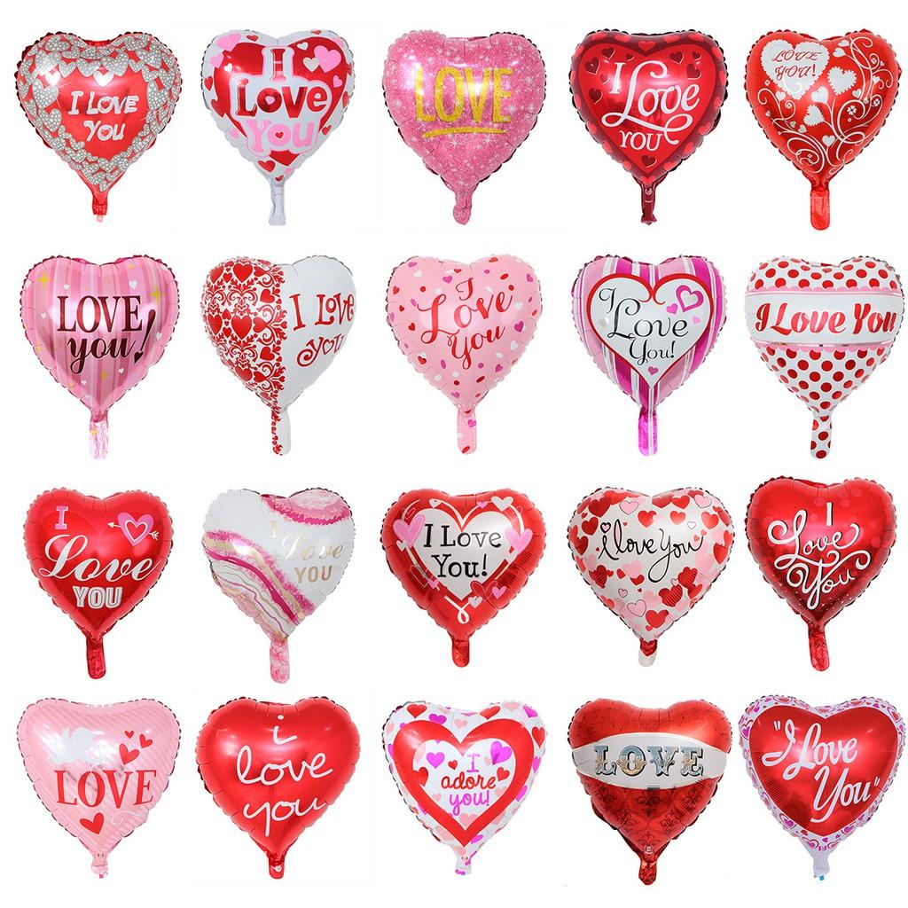 Black Balloon Chevron Black Gold Love Balloon Heart Balloon Black Heart Balloon Valentines Day Wedding I LOVE YOU Balloon Shower
