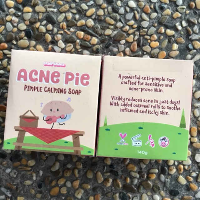 Skinpotions Acne Pie Soap Shopee Philippines