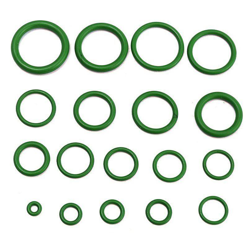 270pcs HNBR Metric Rubber O-Ring Washers Assortment Kit Gasket Automotive Seals