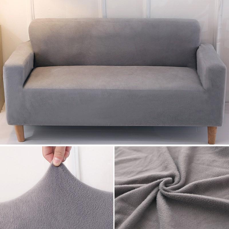Wind Plush Sofa Cover All Inclusive Uni