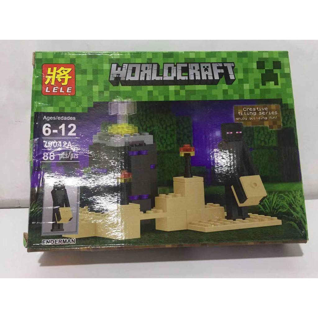 Minecraft Toys build