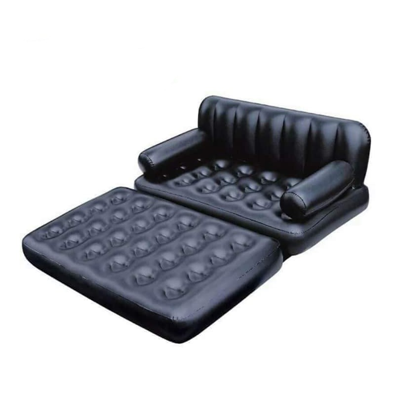 5 In 1 Inflatable Sofa Bed Air Cushion
