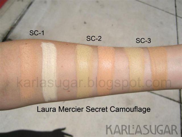 wide range popular stores fast delivery AUTHENTIC Laura Mercier Secret Camouflage