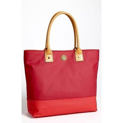 1dc7e625026f Tory Burch Zoey Perforated Leather Bag.