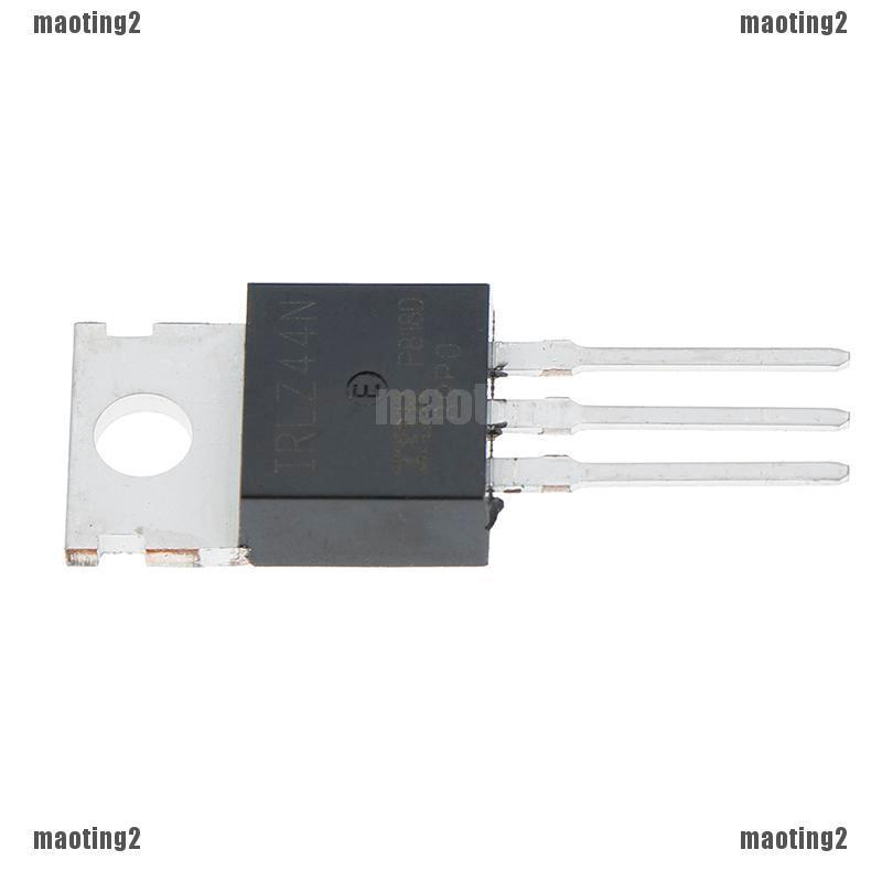 5Pcs IRLZ44N power mosfet logic level n-channel 0.022Ohm ic  D