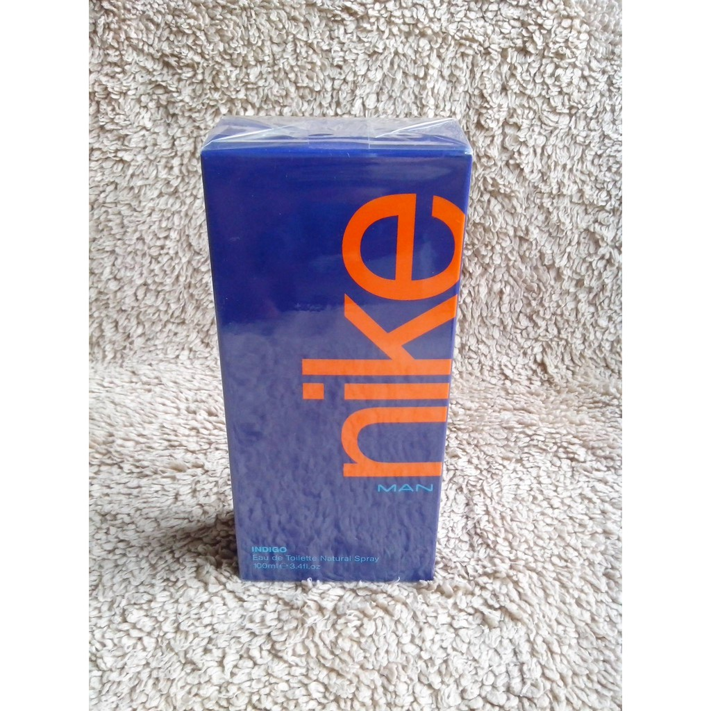 Nueve Centralizar papel  NIKE MAN INDIGO PERFUME FOR MEN | Shopee Philippines