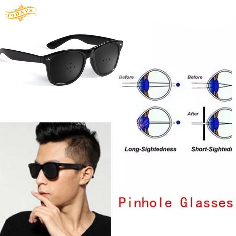 19Days Adult Anti Fatigue Vision Eyesights Pinhole Pin